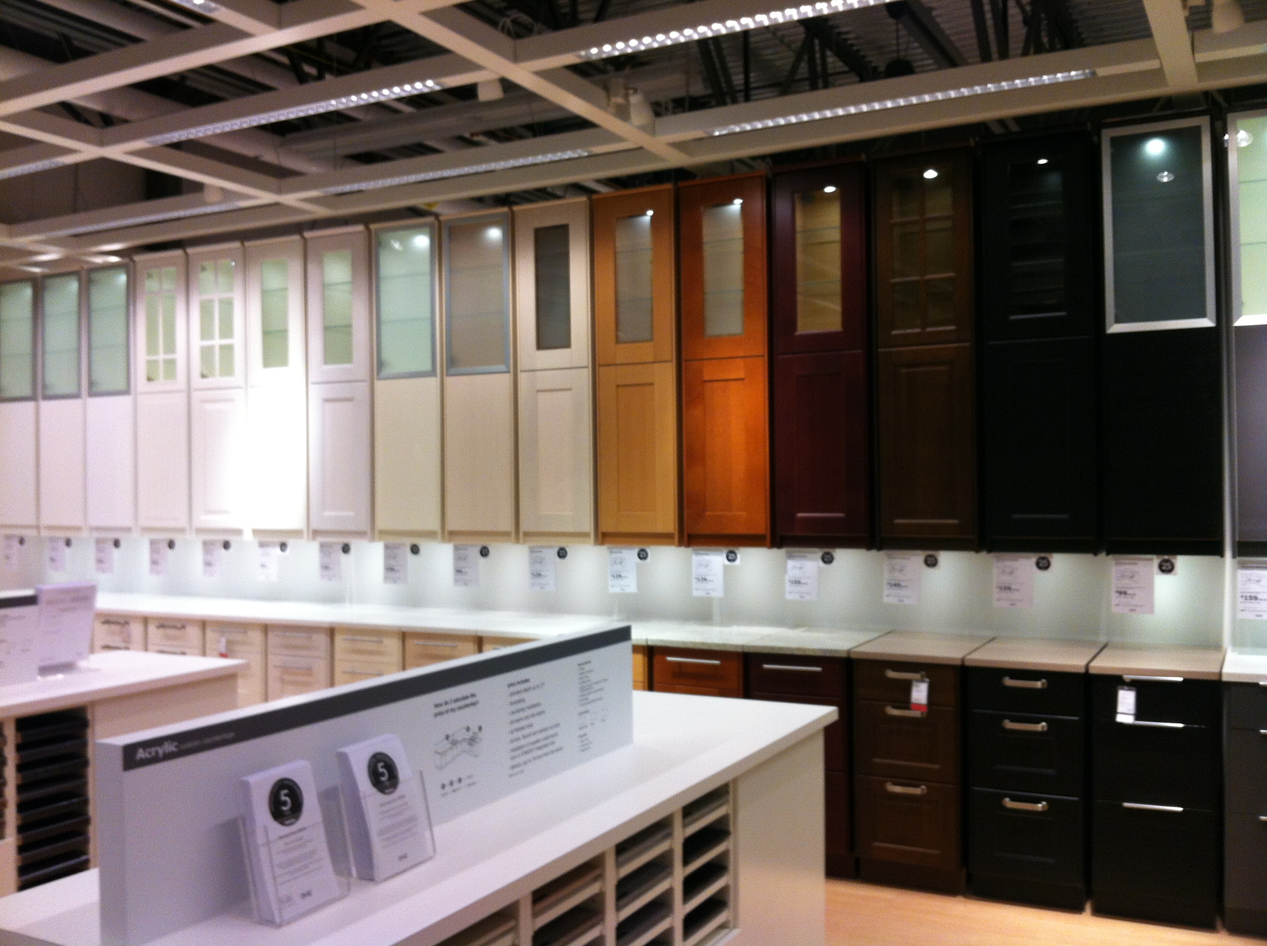 Kitchen Showrooms Ikea ikea ottawa- offering a whole new level of fun!! | namaste mommy